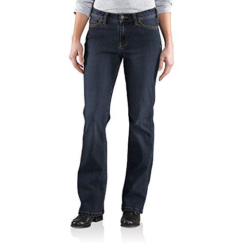 ginal Fit Stretch Denim Jasper Jean, True Blue Indigo, 2/Tall ()