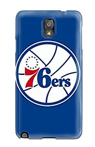 Galaxy Note 3 Cover Case - Eco-friendly Packaging(philadelphia 76ers)