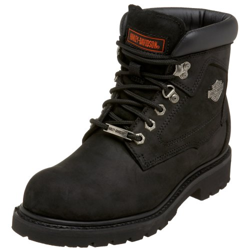 Harley-Davidson Men's Badlands Boot,Black,10 M