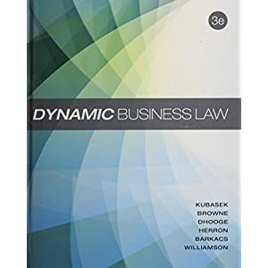 Dynamic Business Law (Hardcover)