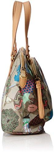 Oilily Botanic Pop S Handbag Nori Green