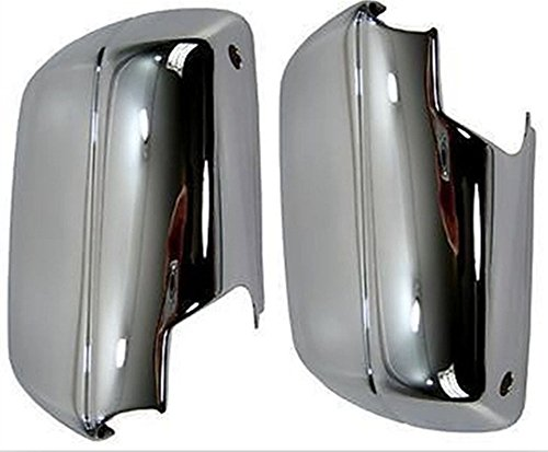 Chrome Exterior Mirror Housing - 6