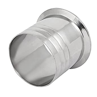 eDealMax 76mm Dia Acero inoxidable Sanitaria Para manguera ...