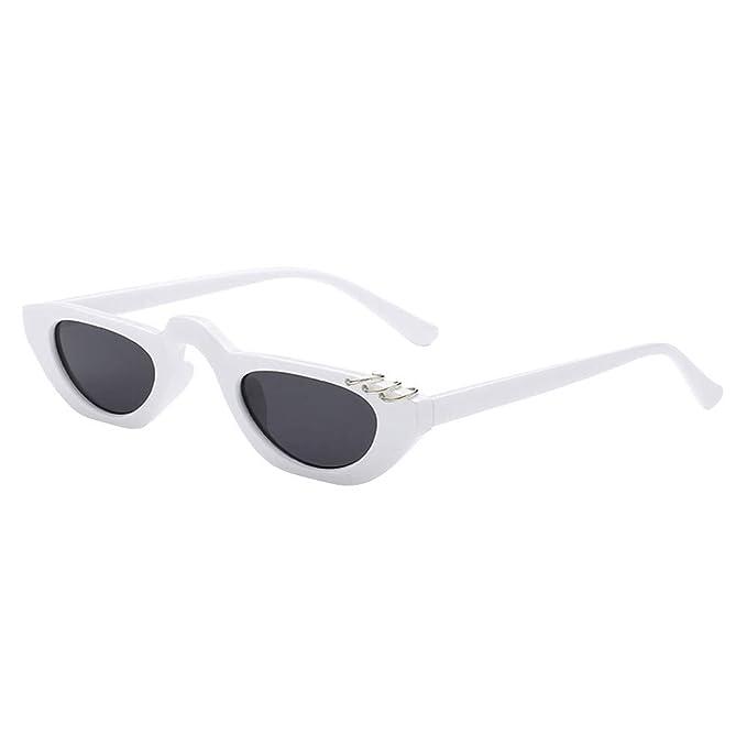 UKLoving Gafas de sol mujer polarizadas UV400 2019 Gafas de sol mujer baratas Protección Retro Unisex