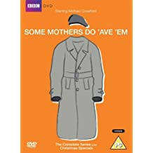Some Mothers Do Ave 'Em - Series 1-3 Box Set
