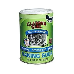 Clabber Girl Baking Soda, 12 Ounce