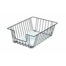 Fellowes Workstation Legal Size Desk Tray Organizer, Two-Tier, Wire, Black (65112 )