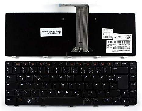 DELL Vostro 3550 Negro Marco Negro German Teclado para Ordenador Portátil (PC) de Repuesto: Amazon.es: Electrónica