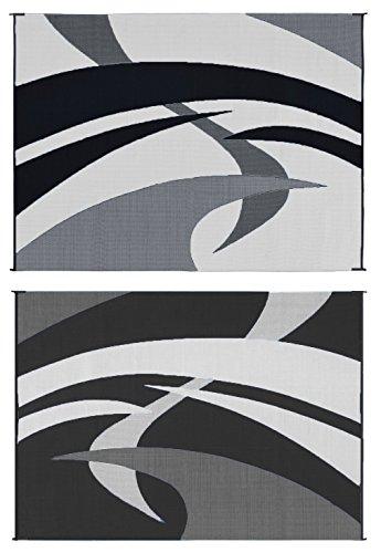 Reversible Mats 159121 Black Pattern product image