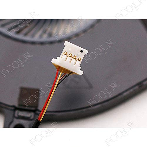 FCQLR Compatible for Delta NS75C20-16M04 5V 0.50A for Acer Notebook Cooling Fan