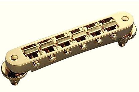 Puente para guitarra eléctrica Sensor de aparcamiento bordonera ...