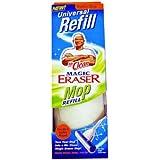 Mr. Clean 446841 Magic Eraser Roller Mop Refill