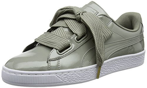 Size Grey Ridge Puma Trainers Patent WN's rock Basket Fits Rock Black All Heart 12 One Women's Ridge WOqrxPwOB8
