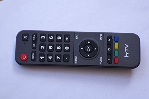 Original HTV, HTV2, and HTV3 Chinese TV box replacement remote control