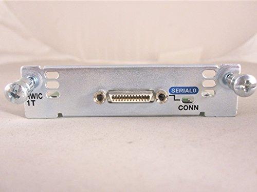 Cisco HWIC-1T 1-PORT Serial High Speed Wan Interface Card 1900/2900/3900 router ()