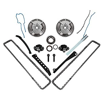 Amazon Com 5 4 3v Triton Engine Timing Chain Kit Camshaft Phaser