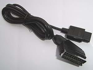 Super Nintendo / SNES RGB Scart Cable (PAL version)