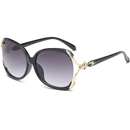 de tête A Aoligei de soleil soleil lunettes Dame Fashion de lunettes qOnC7xwSHC