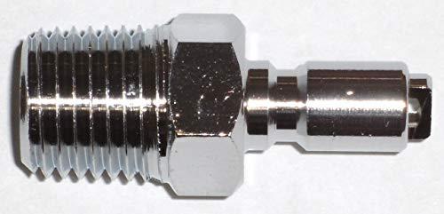 Trident Scuba Inflator Pneumatic Tool Adapter, 1/4 Inch NPT Thread
