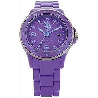 Reloj Pulsera Hombre U.S. Polo Assn.usp4138vt: Amazon.es: Relojes