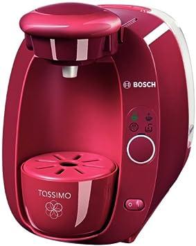 Bosch - Cafetera Multibebida Tassimo TAS2007, 1600W, 1 Taza, 1.5L ...