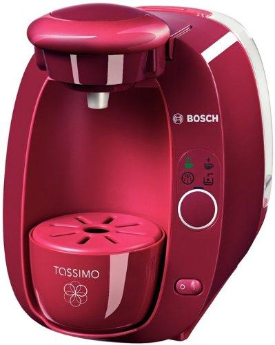 Bosch - Cafetera Multibebida Tassimo TAS2007, 1600W, 1 Taza, 1.5L, Automatica