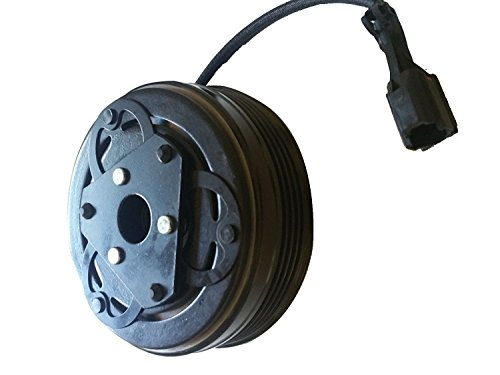2004 Subaru Outback 4 CYL 2.5L DKV14G AC A/C Compressor Clutch Kit (PULLEY, BEARING, COIL, PLATE)