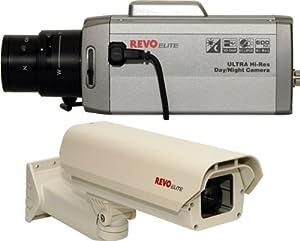 Revo Professional Box Camera 5.0 mm-50mm Range from REVOL