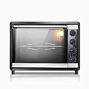 CMmin Convection Desktop Oven, Professional Baking Multi-function Electric Oven, Large Capacity Of 32 Liters, Independent Control Of Upper and Lower Tube Temperature, Double-layer Lock Glass Door