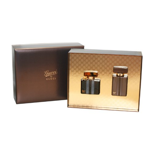 Gucci by Gucci by Gucci for Women Gift Set, 2 Piece (Cheap Perfume Gucci)