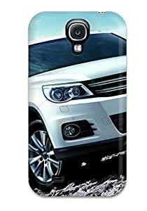 Galaxy S4 Case Slim [ultra Fit] Volkswagen Tiguan 3 Protective Case Cover
