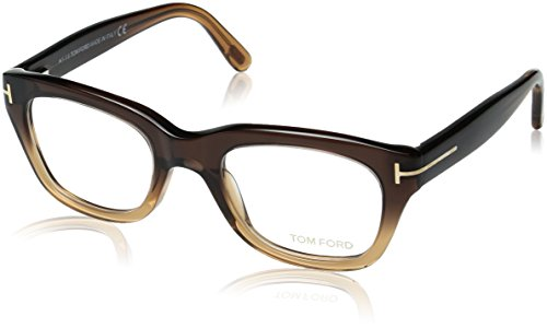 Tom Ford Eyeglasses TF 5178 BROWN 050 - Womens Glasses Tom Ford