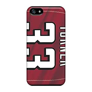 Iphone Cover Case - Atlanta Falcons Protective Case Compatibel With Iphone 5/5s