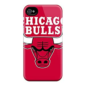 Perfect Cell-phone Hard Cover For Iphone 6 (Zqs19921haEJ) Customized Attractive Chicago Bulls Skin