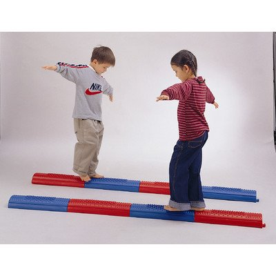 Tactile Straight Path (Set of 8) by Weplay