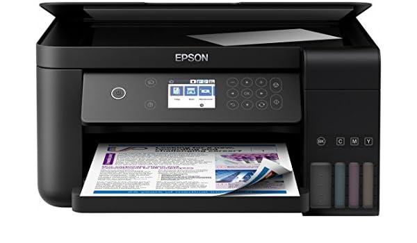 Epson EcoTank ET-3700 Inyección de Tinta 33 ppm 4800 x 1200 dpi A4 ...