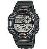Casio AE-1000W-3AVDF Watch For Men-Green