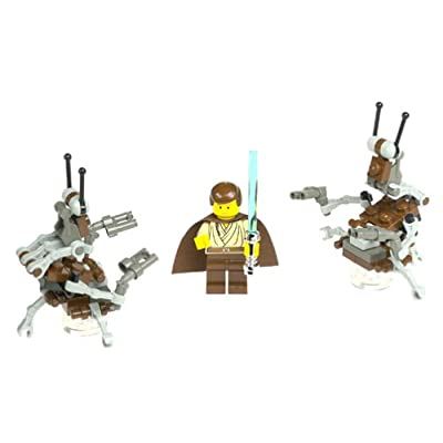 Lego Star Wars Set #7203 Jedi Defense 1: Toys & Games