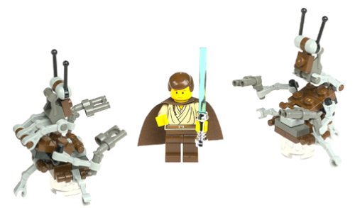 Lego Star Wars Set #7203 Jedi Defense 1 BUIL-LEGO-STAW-PREQ-7203/_JEDI/_DEFENSE/_I