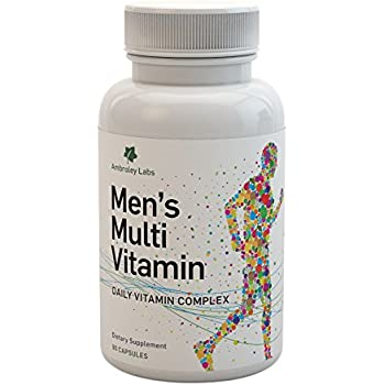 Amazon Com Vitamins For Men Multivitamins High In