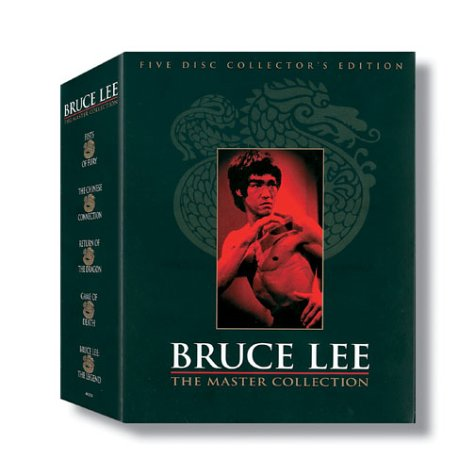 Bruce Lee - The Master Collection (Fists of Fury / The Chinese Connection / Return of the Dragon / Game of Death / The Legend)