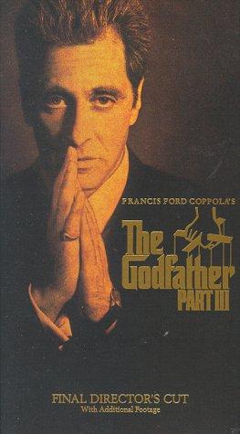 The Godfather, Part III (Final Director's Cut) [VHS] (Mafia 2 Directors Cut)
