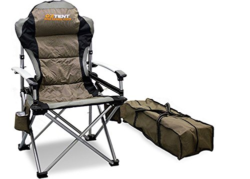 King Kokoda Camping Chair for Bad Back