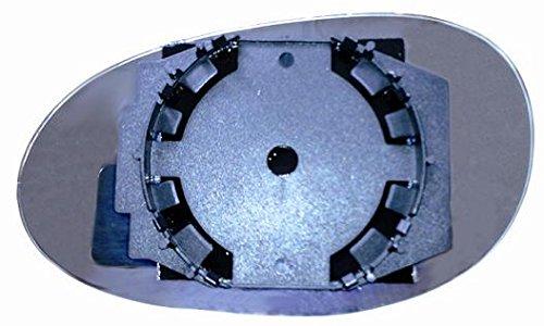 Cristal placa espejo retrovisor Fortwo 1998-2002 izquierdo