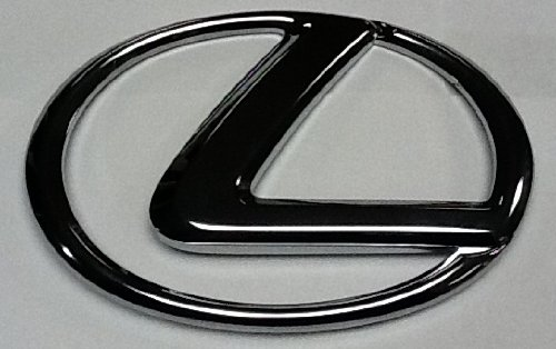 OEM Lexus Front Grill Emblem With Part Number 75311-0E020 6