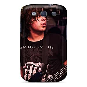 Tpu Fashionable Design Asking Alexandria Band Rugged Case Cover For Galaxy S3 New