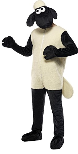 Shaun the Sheep Costume (Black Sheep Halloween Costume)
