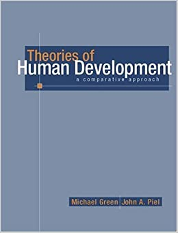Book Theories of Human Development: A Comparative Approach
