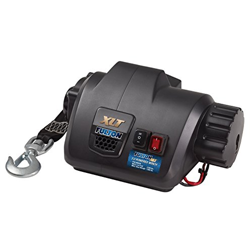 FULTON WESBAR 7.0 Powered Electrical Winch