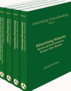Advertising: Critical Readings Brian Moeran